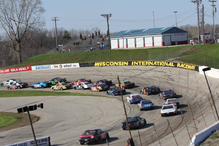 The Best Racetracks in Midwest Wisconsin